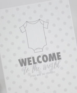 Kardz kouture welcome to the world you are so lovely