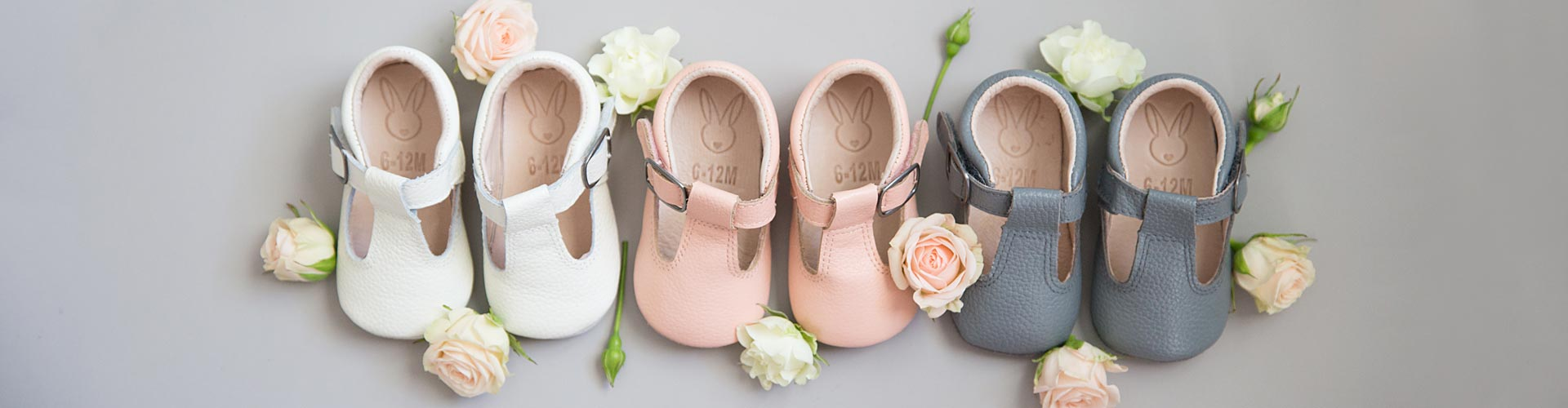 Aston baby shoes - mary jane shoes for toddlers and babies