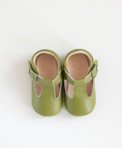 Shaughnessy Shoe Olive