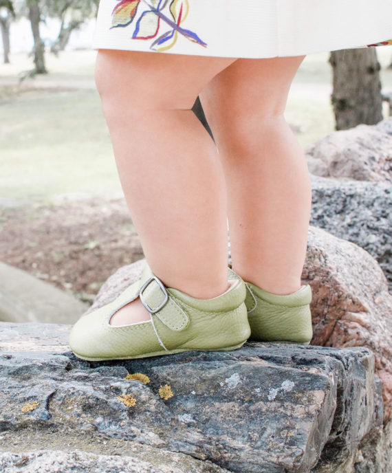Shaughnessy shoe olive 1